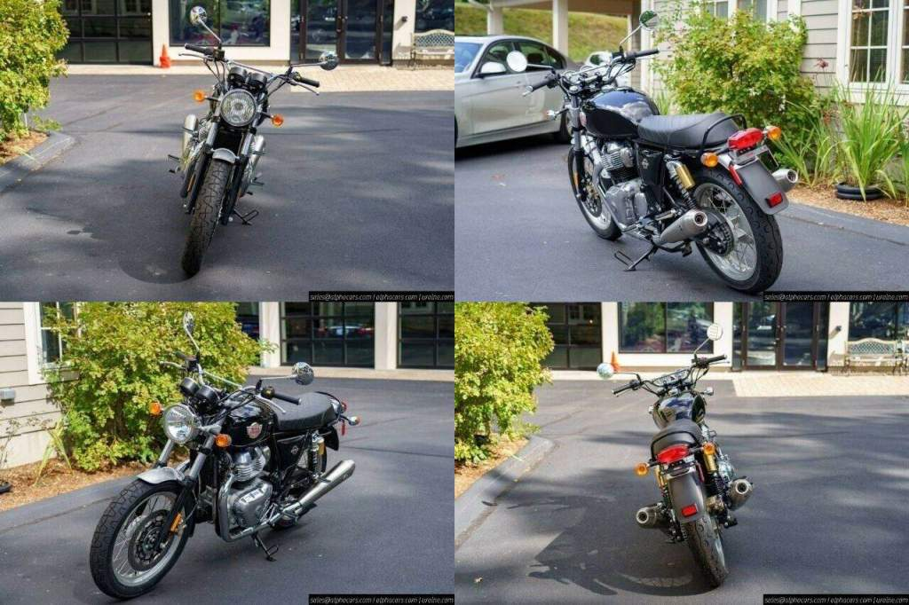 2021 Royal Enfield Interceptor INT650 Mark Three Mark Three new for sale
