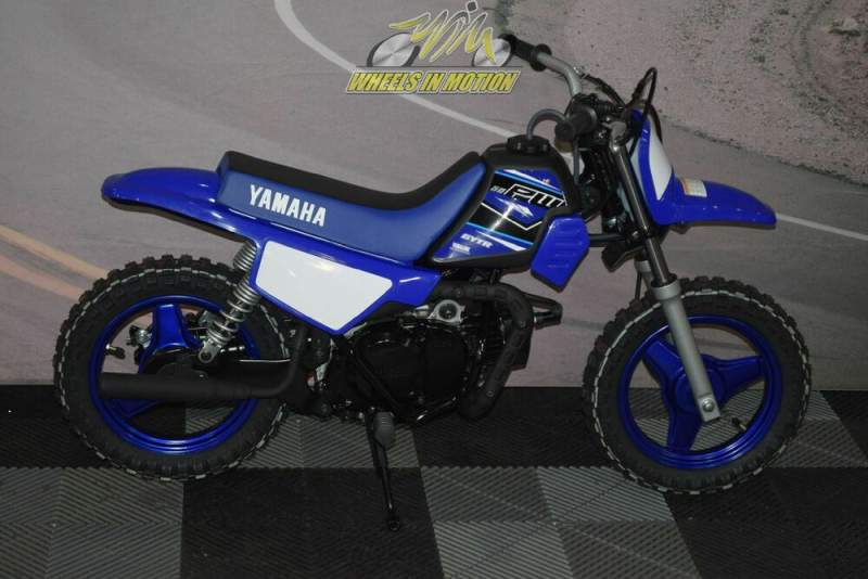 2021 Yamaha PW50 Blue new for sale